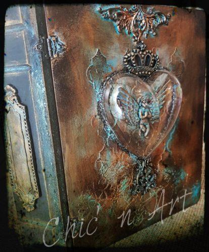 Baroc Heart @ Atelierul Chic'n Art